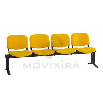 Cadeiras em Viga para Salas de Espera