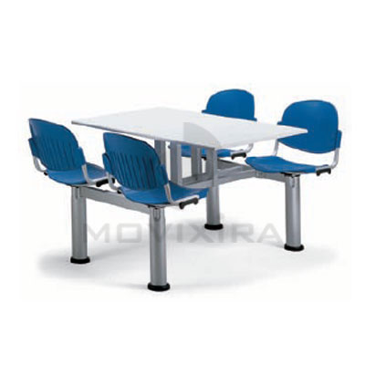 Cadeiras com Mesa Incorporada