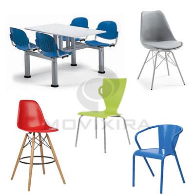 Cadeiras de Hotelaria