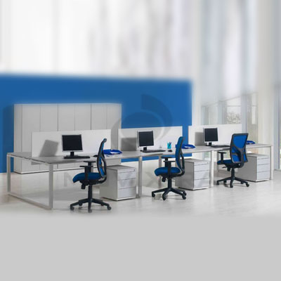 Ilhas e Call Centers - Open Space