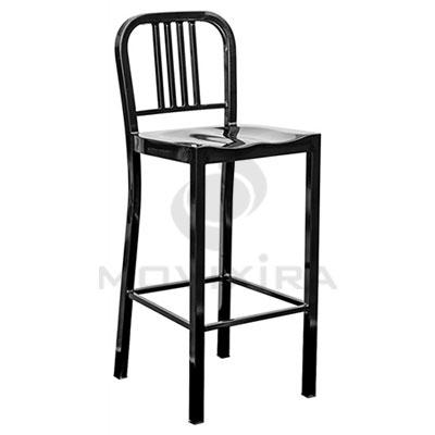 Cadeiras Altas Metálicas