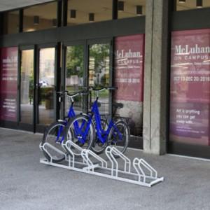 Estacionador de Bicicletas (2 a 7 Lugares)