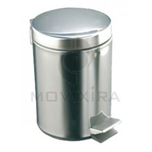 Caixote do Lixo Inox 12 L