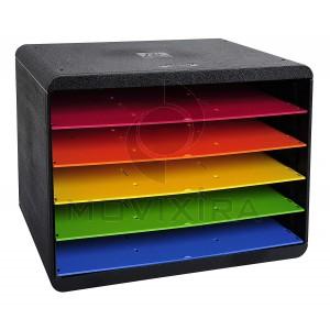 Arquivador Multicolor
