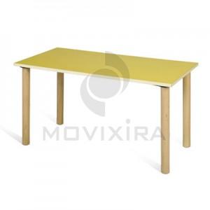Mesa com Pernas Madeira Faia