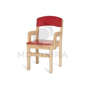 Cadeira Pré Escolar em Madeira