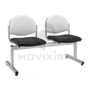Cadeira Estofada em Viga (2 a 5 Lugares)