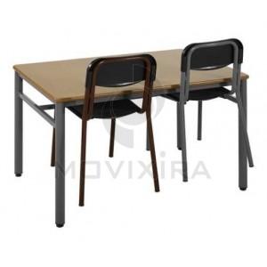 Mesa com Suporte para Cadeira