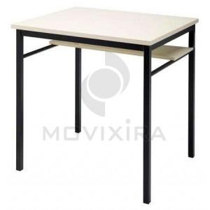 Mesa com Sub-Tampo Melamina Orla Pvc