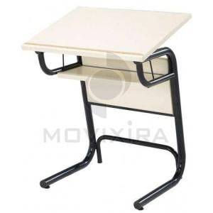 Mesa de Desenho com Sub-Tampo em Melamina