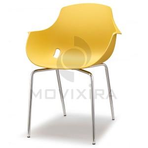 Cadeira em Plástico Goa