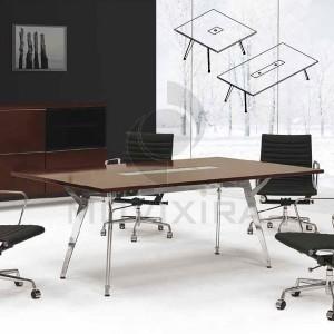 Mesa de Reuniões em Melamina LUK