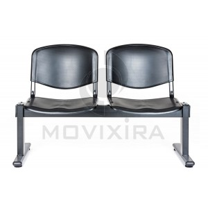 Cadeira Plástico em Viga (2 a 5 Lugares)